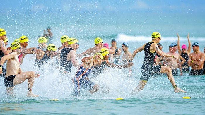 1.600 VĐV tham dựIronman 70.3 vô địch châu Á Thái Bình Dương
