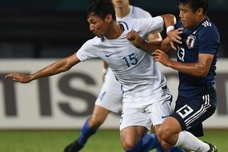 U23 Nhật Bản vào tứ kết nhờ quả phạt đền ở phút chót