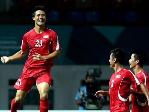 Đè bẹp Bangladesh, U23 Triều Tiên đấu UAE ở tứ kết