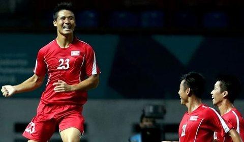 U23 Bangladesh 1-3 U23 Triều Tiên