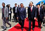 Đưa quan hệ VN-Ethiopia lên một bước quan trọng trong lịch sử