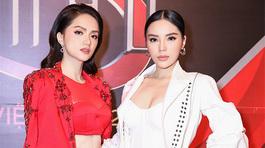 Hương Giang lấn át Kỳ Duyên, bị ví như thầy bói ở Siêu mẫu Việt Nam