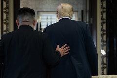 Thất vọng về vấn đề Triều Tiên, ông Trump đổ lỗi cho Trung Quốc