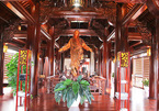 Ngôi nhà gỗ 5 tầng độc nhất vô nhị  Việt Nam của lão gia Hà Tĩnh