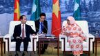 Chủ tịch nước hội kiến Quyền Chủ tịch Ủy ban Liên minh châu Phi
