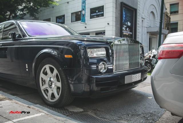 Gặp lại Rolls-Royce Phantom Sapphire Edition độc nhất Việt Nam