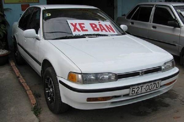 Nhiều bài học xương máu khi mua xe cũ, khách hàng 'cẩn tắc vô ưu'