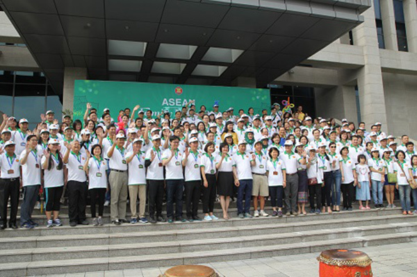 Rộn rã Ngày Gia đình ASEAN 2018 tại Hà Nội