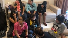 Triệt phá nhóm tội phạm Thái Lan lừa hàng triệu USD qua mạng viễn thông