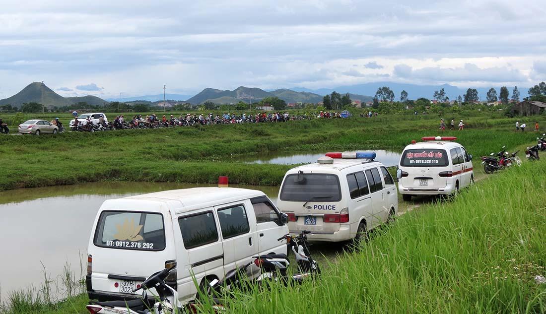 tai nạn,tai nạn giao thông,Nghệ An,tai nạn đường sắt,tai nạn tàu hỏa,tai nạn chết người