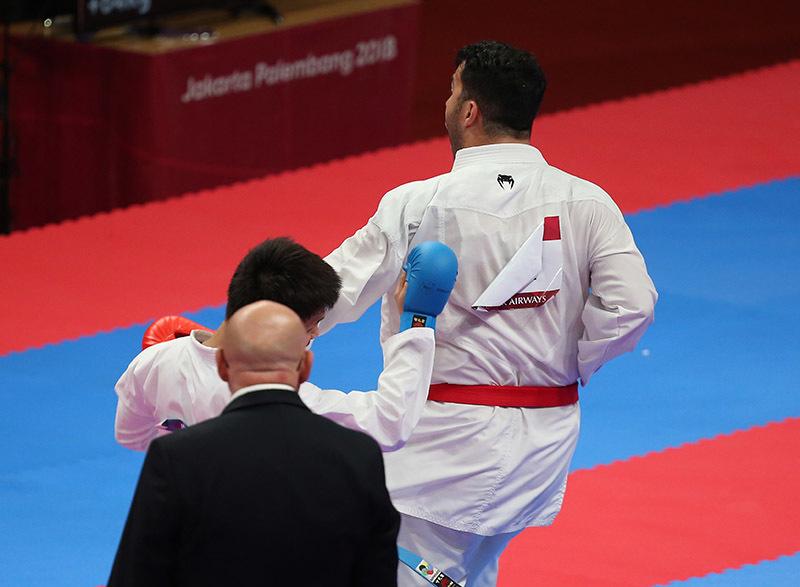 karate,Nguyễn Minh Phụng,Asiad 2018