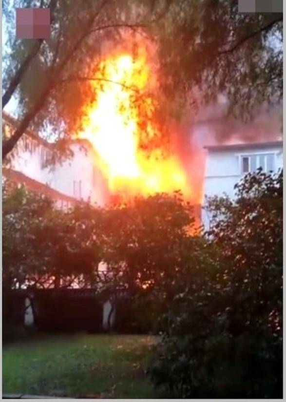 Cháy khách sạn ở TQ, 19 người thiệt mạng