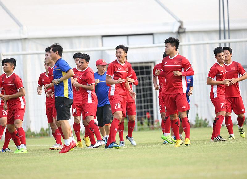 U23 Việt Nam,Asiad 2018,HLV Park Hang Seo