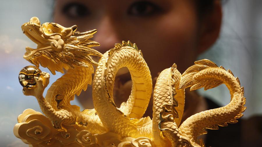 tích vàng,Trung Quốc,chiến tranh thương mại