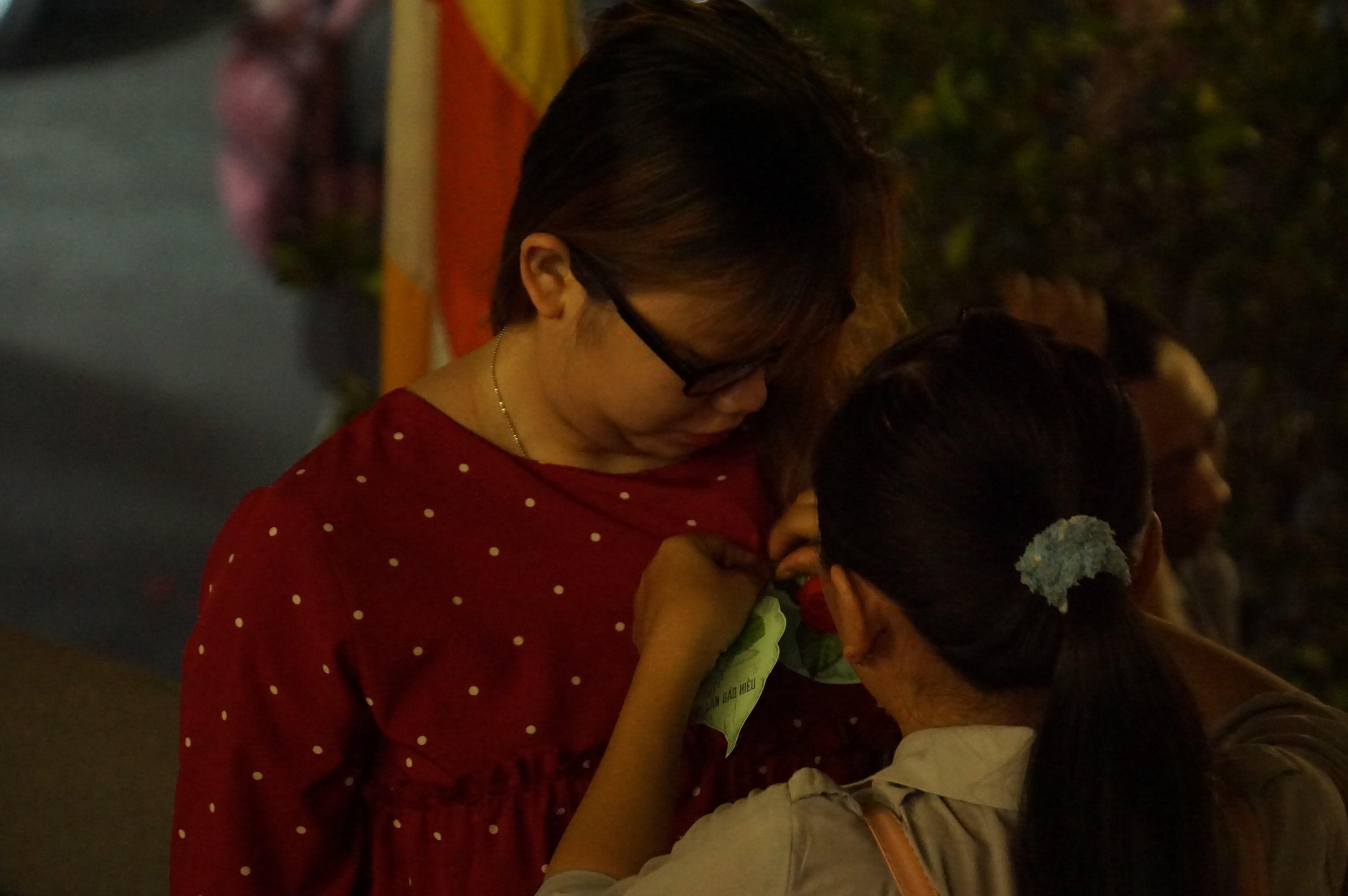 Chen chân dự lễ Vu Lan ở ngôi chùa lớn nhất Sài Gòn