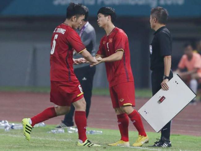U23 Việt Nam,Công Phượng,HLV Park Hang Seo,U23 Syria,U23 Việt Nam vs U23 Syria