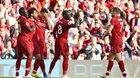 Salah lập công, Liverpool chiếm ngôi đầu bảng