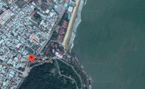 Bình Định: Khiếu nại 1.000 m2 đất trong resort của Hoàng Anh Gia Lai