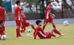 """Lộ danh sách U23 Việt Nam """"đấu súng"""" với Syria: Công Phượng ra rìa"""