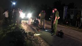 Đối đầu xe máy trên đường làng, 2 thanh niên chết thảm