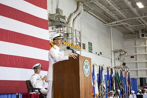 Đối phó 'Mối uy hiếp' Nga - Trung, Mỹ tái lập Hạm đội 2