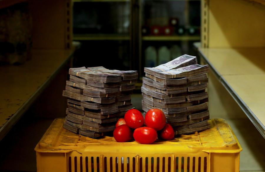 Hình ảnh chân thực về cuộc sống trong cảnh siêu lạm phát ở Venezuela
