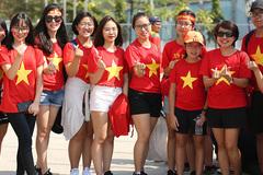 Khuyến cáo CĐV Việt Nam sang Indonesia cổ vũ Asiad