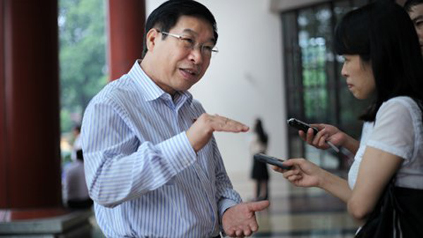 Trợ lý Chủ tịch QH đề nghị giảm số bộ ngành xuống dưới 22
