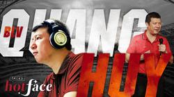 Góc khuất của BLV Quang Huy và màn bình luận 'nổi gai ốc'