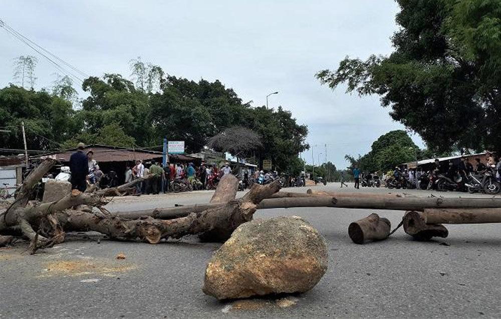 tai nạn,Quảng Ngãi,tai nạn giao thông