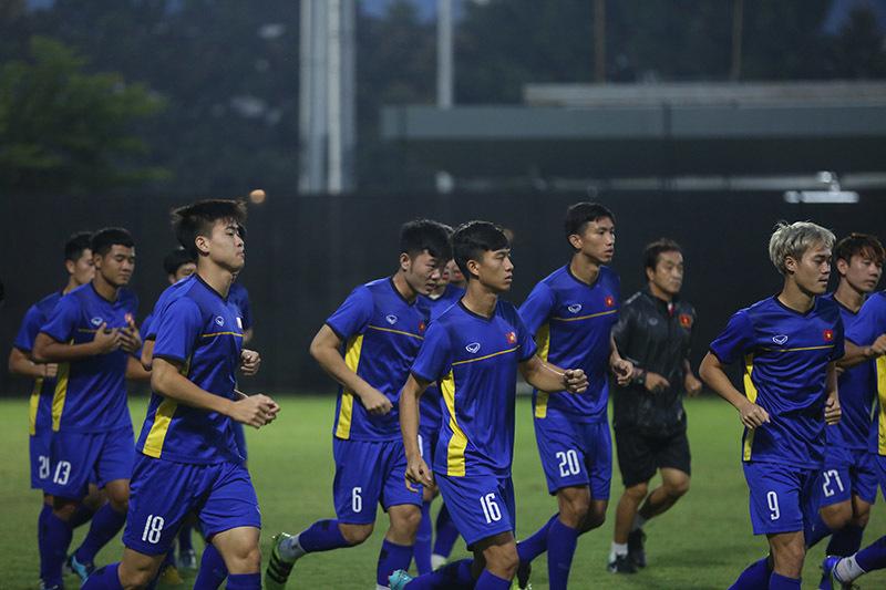 Xem màn 'tổng dợt' U23 Việt Nam trước tứ kết Asiad đấu Syria