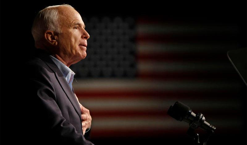 Thế giới 24h: Thế giới tiếc thương John McCain