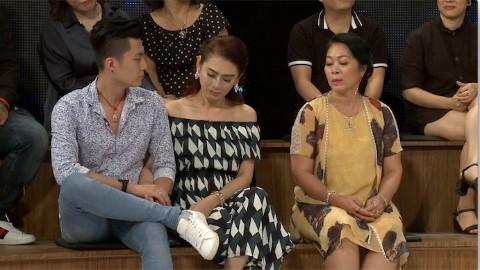 Clip màn tranh luận của Lâm Khánh Chi và mẹ chồng