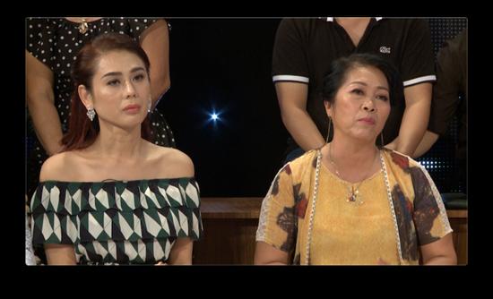 Lâm Khánh Chi khóc vì thất vọng về mẹ chồng