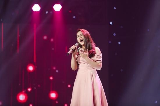 Thu Phương trắng tay trước chung kết Giọng hát Việt 2018