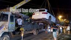 Bị CSGT thổi phạt, tài xế ôtô biển số 34567 tuyên bố 'sốc óc'