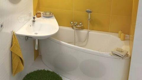 7 màu sơn đẹp cho nội thất phòng tắm hot nhất 2018