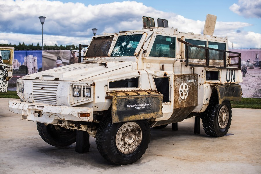 Cận cảnh dàn vũ khí phiến quân Syria bị Nga tịch thu