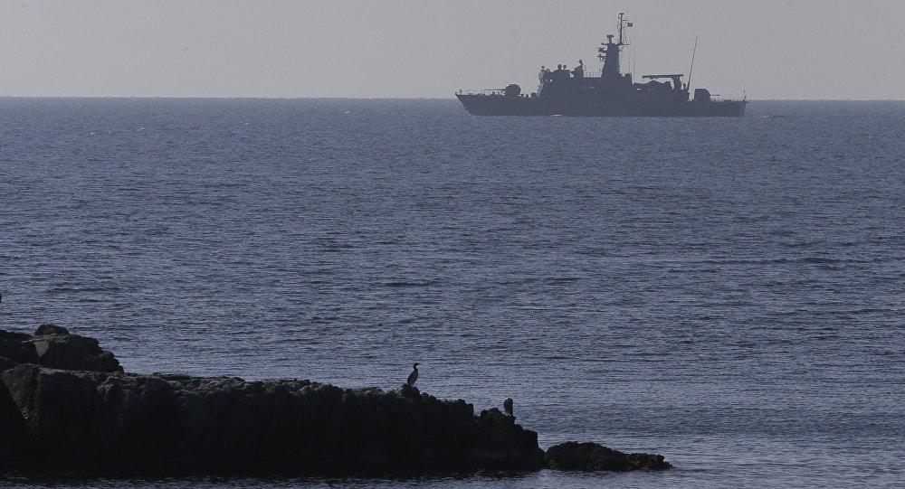 Phát hiện 50 tàu khả nghi bám đuôi Mỹ trên biển Hy Lạp
