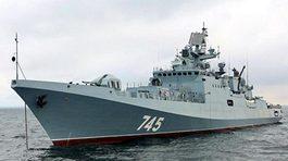 Đề phòng Mỹ tấn công, Nga điều chiến hạm bảo vệ Syria