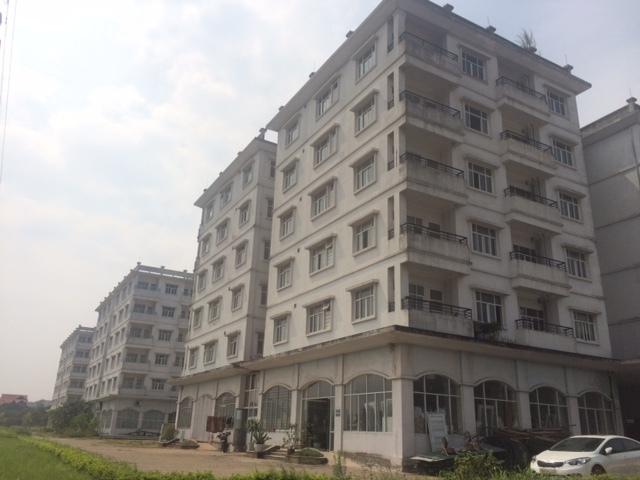 Hà Nội: Hàng trăm căn hộ tái định cư không có người đến nhận