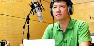 BLV Quang Huy tiết lộ điều bất ngờ khi dẫn bóng đá