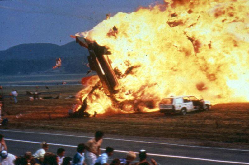 Ngày này năm xưa: Thảm họa đẫm máu ở hội chợ hàng không