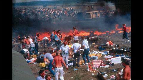 Ngày này năm xưa: Hội chợ hàng không biến thành thảm họa đẫm máu