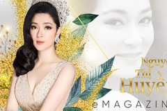 Hoa hậu Nguyễn Thị Huyền: 'Đủ đau đớn sẽ biết buông bỏ'