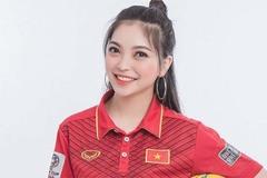 """Bạn gái Quang Hải chia sẻ """"bí kíp nghìn like"""" cổ vũ Olympic Việt Nam"""