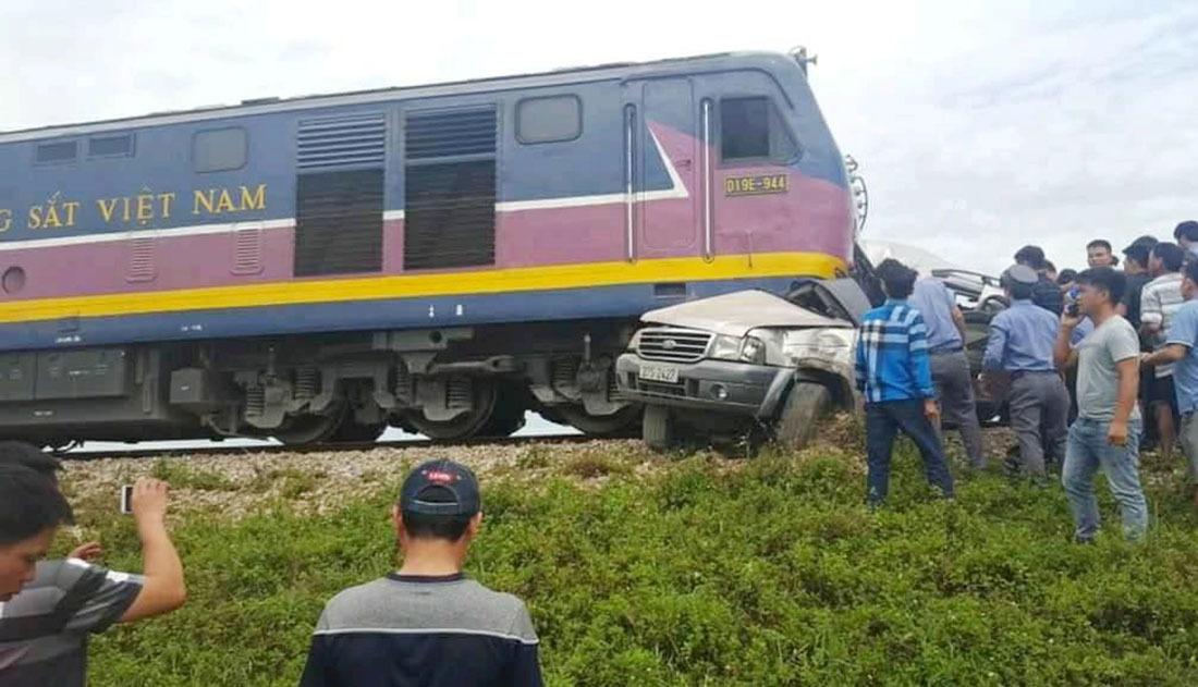 Tránh tai nạn thảm khốc với tàu hỏa: Dễ như ăn kẹo