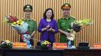 Công bố quyết định nghỉ hưu với 2 Phó giám đốc Công an Hà Nội