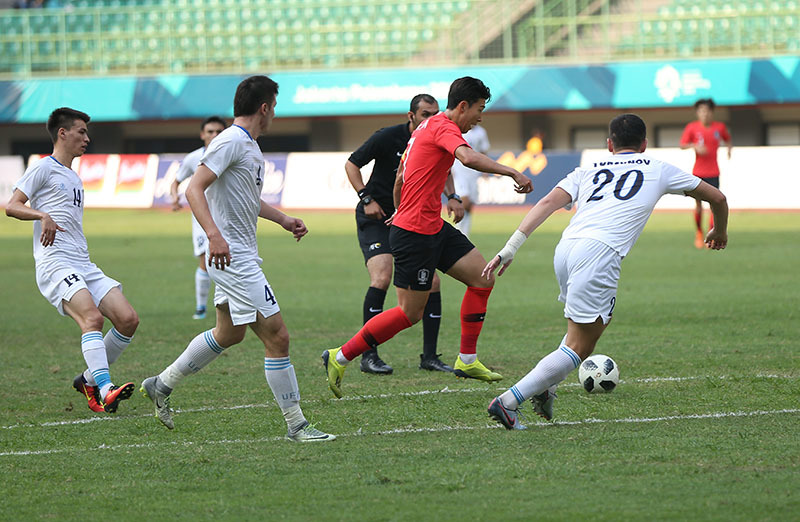 HLV U23 Hàn Quốc hẹn gặp U23 Việt Nam ở bán kết Asiad