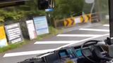 'Phục sát đất' pha xử lý khúc cua vô cùng chuyên nghiệp của tổ lái bên Nhật